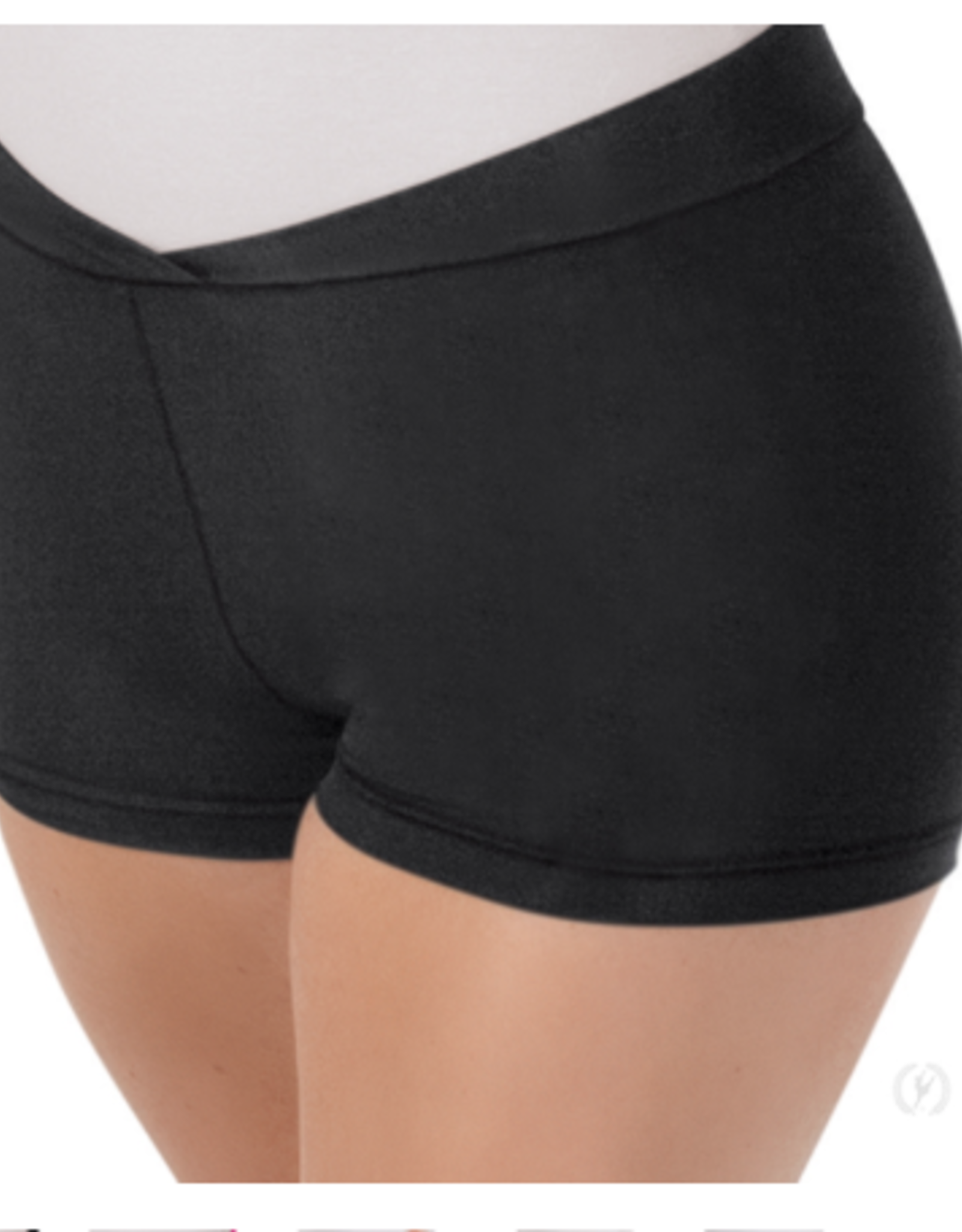 Eurotard 44754 Adult V Front Shorts
