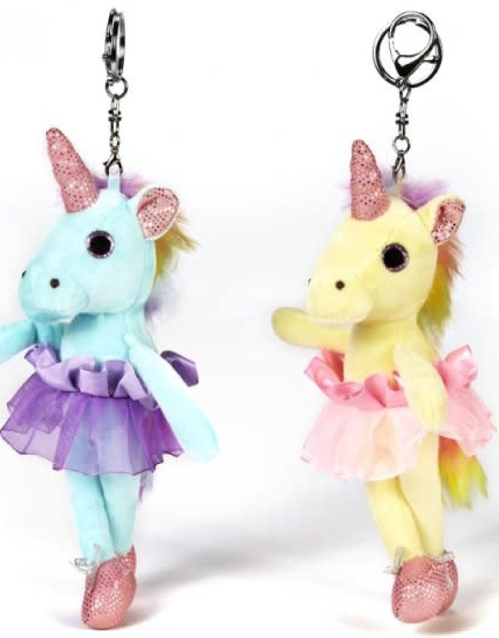 Dasha Unicorn Bag Tag  #6104