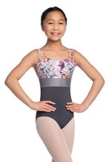 1071BB G-21 Manon Leo with Butterfly Bloom Print Youth