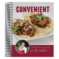 Briana Thomas Convenient Food Cookbook