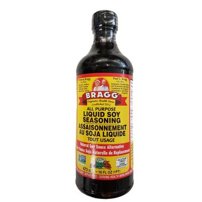 Bragg Bragg Liquid Aminos (Soy Seasoning) - 473 ml
