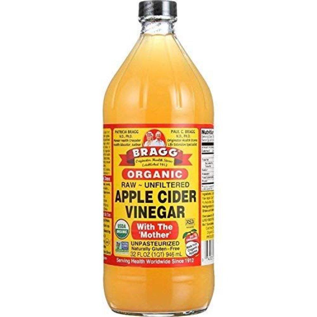 Bragg Bragg Organic Apple Cider Vinegar - 946 ml
