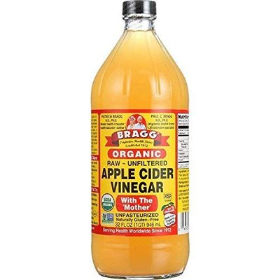 Bragg Bragg Organic Apple Cider Vinegar - 946 ml