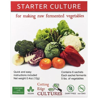 Cutting Edge Starter Vegetable Culture