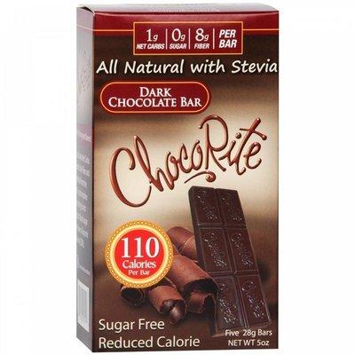 ChocoRite ChocoRite Solid Chocolate Bar - Dark Chocolate
