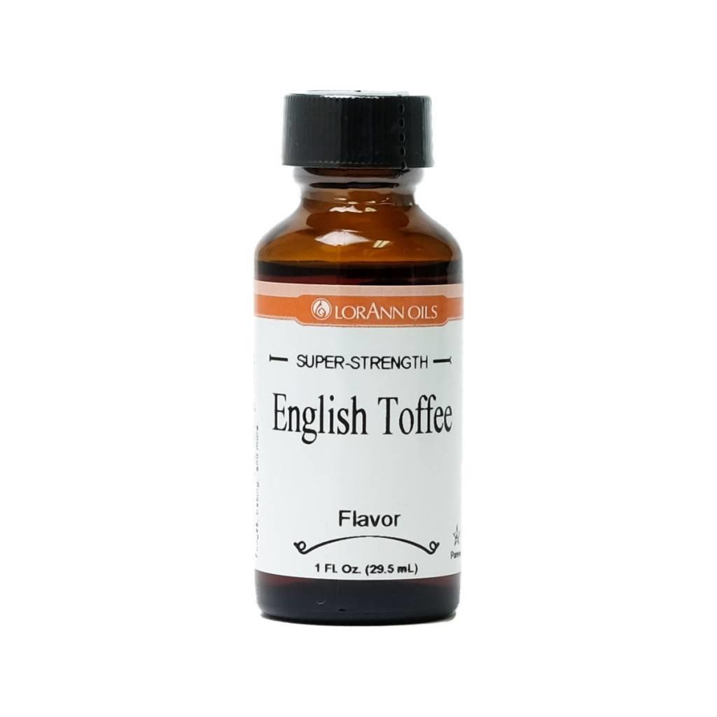 LorAnn LorAnn Gourmet Flavourings - English Toffee