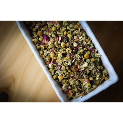Something's Steeping Organic At the Waterfront Tea - 70 grams