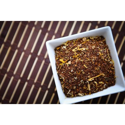 Something's Steeping Candy Ginger Peach Tea - 80 grams