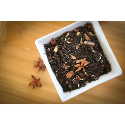 Something's Steeping German Gingerbread Loose Leaf Tea - 80 grams