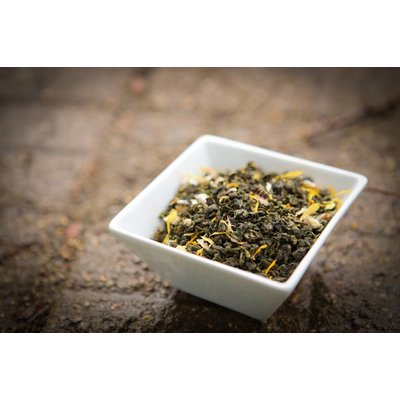 Something's Steeping Loire Valley Peach Mango Oolong Tea - 70 grams