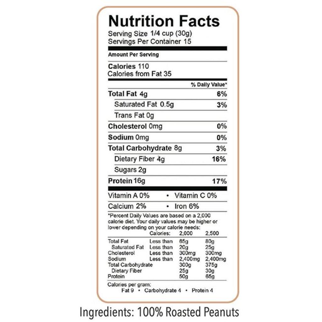 Trim Healthy Mama Trim Healthy Mama Defatted Peanut Flour  - 1 lb.