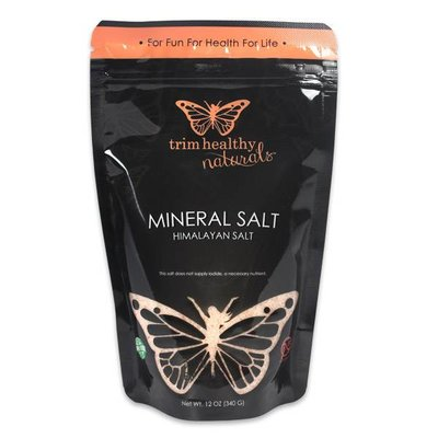 Trim Healthy Mama Himalayan Mineral Salt - 12 oz.