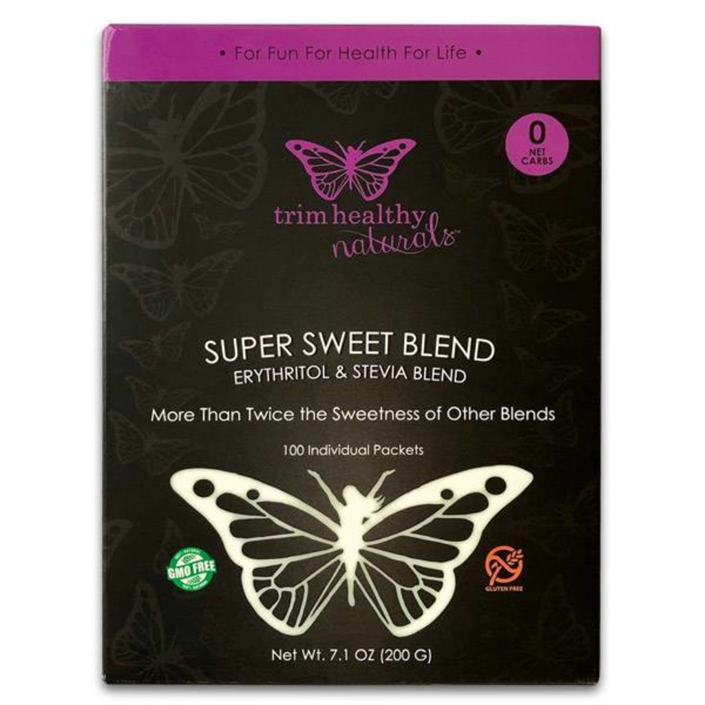 Trim Healthy Mama Trim Healthy Mama Sweet Blend - Box of 100 Packets