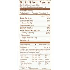 Trim Healthy Mama Trim Healthy Mama Cuffin Mix: Cinnamon Spice (1 lb.)