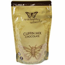 Trim Healthy Mama Trim Healthy Mama Cuffin Mix: Chocolate (1 lb.)
