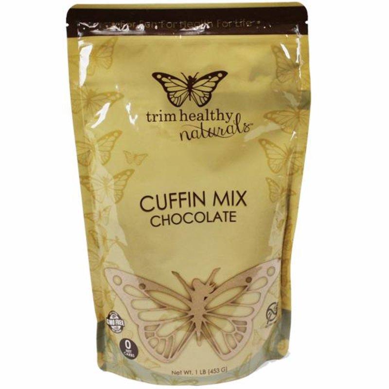 Trim Healthy Mama Trim Healthy Mama Cuffin Mix: Chocolate (1 lb.)