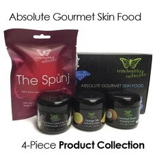 Trim Healthy Naturals Absolute Gourmet Skin Collection (4 pieces)