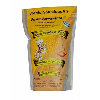 Kaslo Pasta Kaslo Pasta Fermentata - Spelt Clear (560 grams)