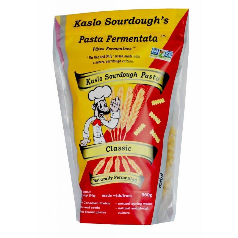 Kaslo Pasta Kaslo Pasta Fermentata - Classic Rotini (560 g)