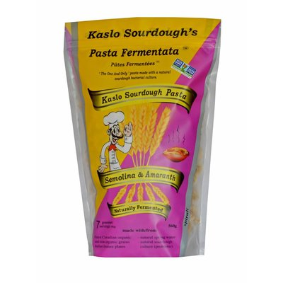 Kaslo Pasta Kaslo Pasta - Amaranth (560 grams)