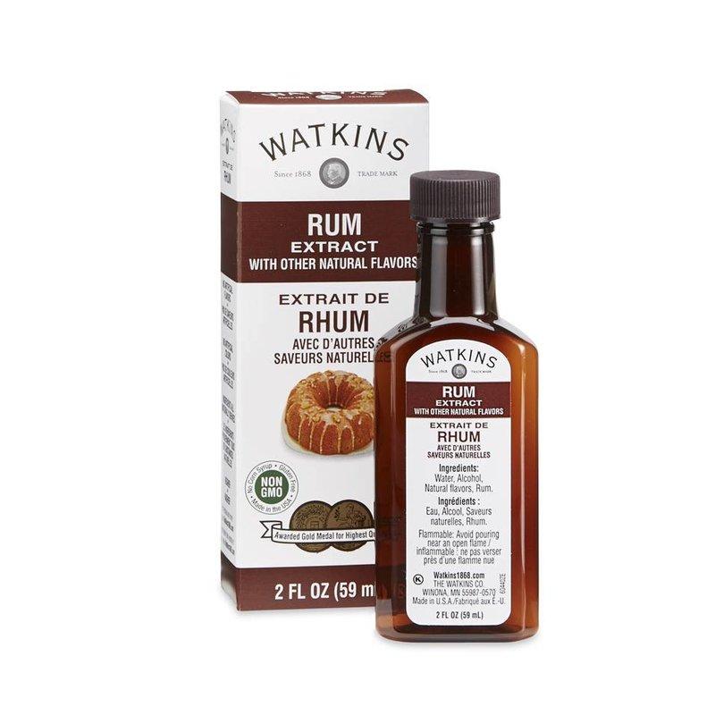 Watkins Watkins Rum Extract
