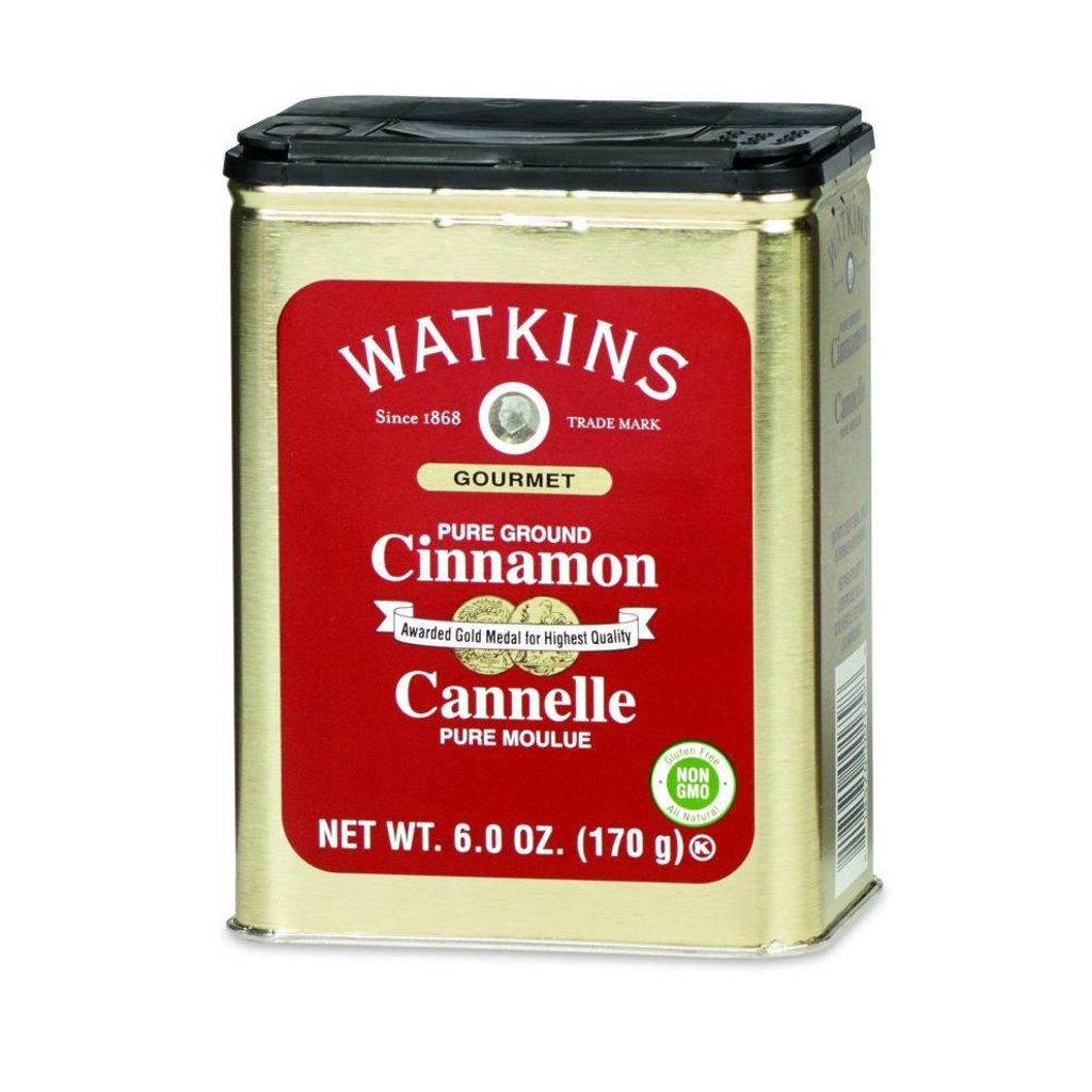 Watkins Cinnamon, Purest Ground