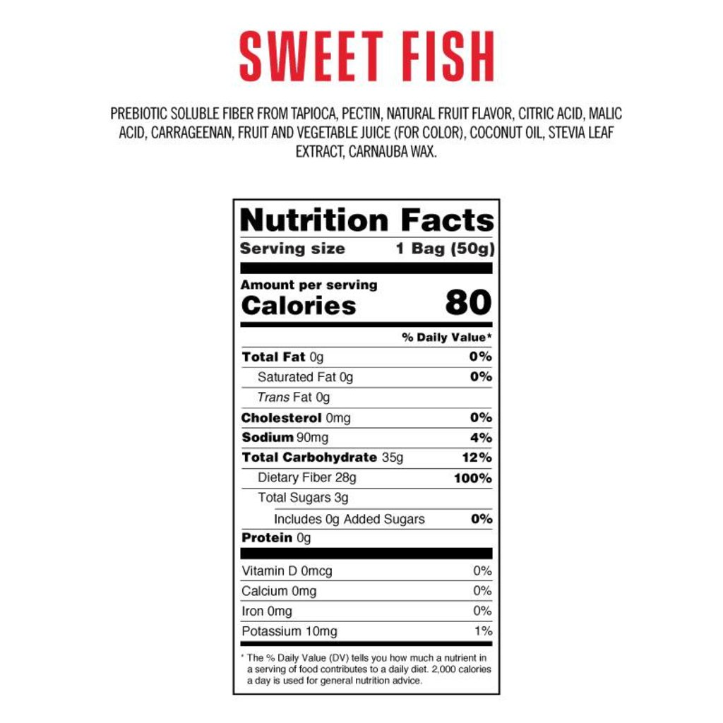 SmartSweets SmartSweets Sweet Fish