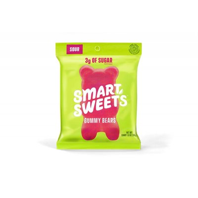 SmartSweets SmartSweets Gummy Bears - Sour