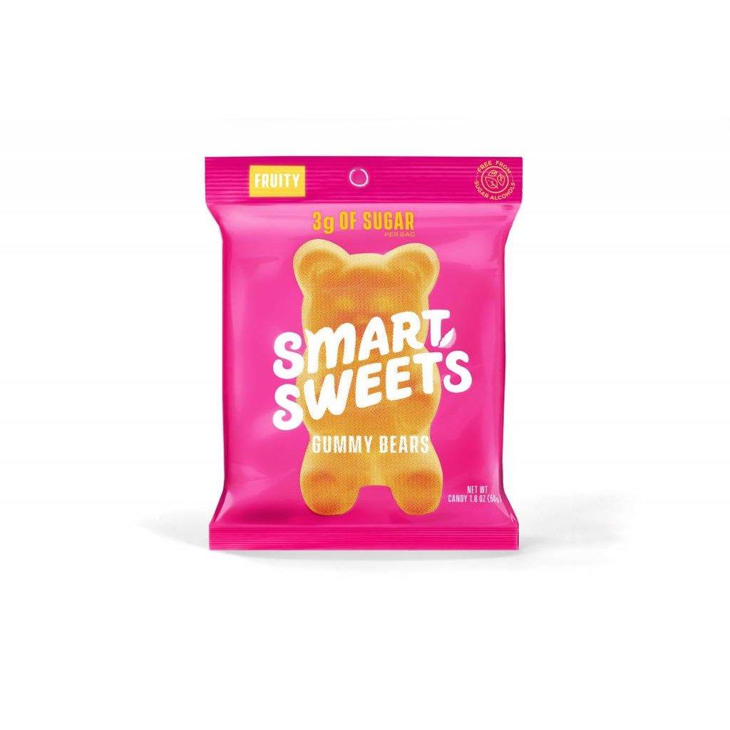 SmartSweets SmartSweets Gummy Bears - Fruity