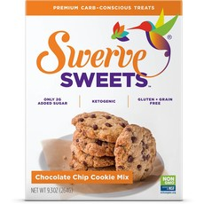 Swerve Swerve Chocolate Chip Cookie Mix