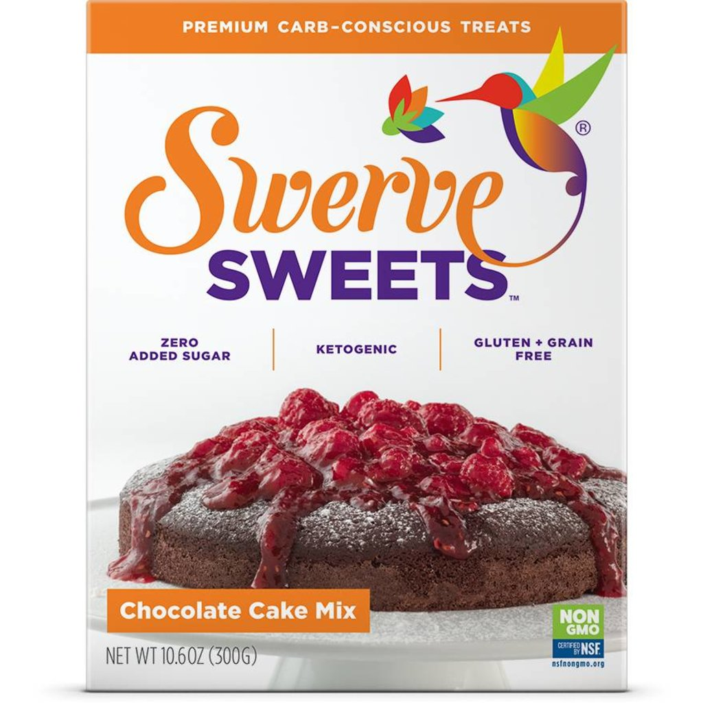 Swerve Swerve Chocolate Cake Mix