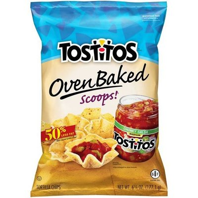 Tostitos Baked Scoops