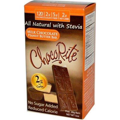 ChocoRite ChocoRite Solid Chocolate Bar - Milk Chocolate Peanut Butter
