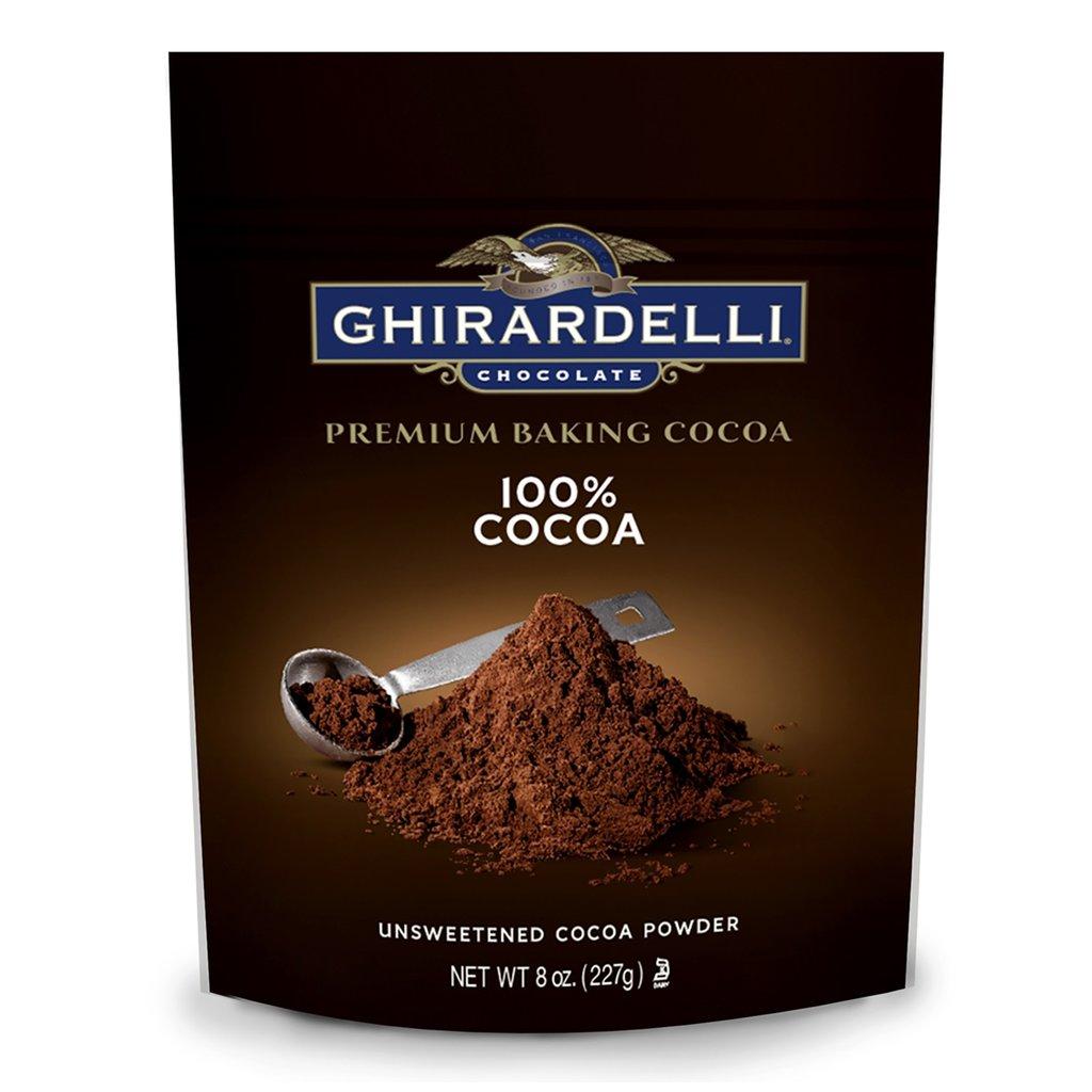 100% Premium Baking Cocoa, Unsweetened - 8 oz. (227 g)