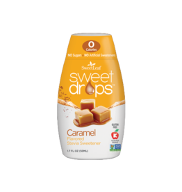 SweetLeaf SweetLeaf Sweet Drops Liquid Stevia - 50 ml (CARAMEL)