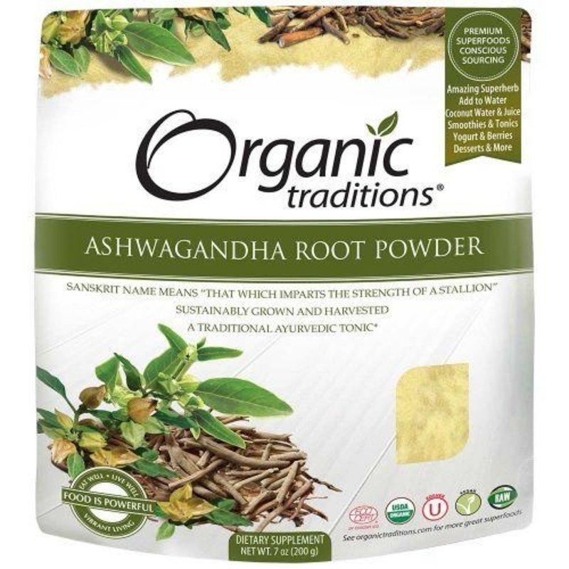 Organic Traditions Organic Traditions Ashwagandha Powder (200 g)