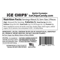 Ice Chips Ice Chips - Menthol Eucalyptus