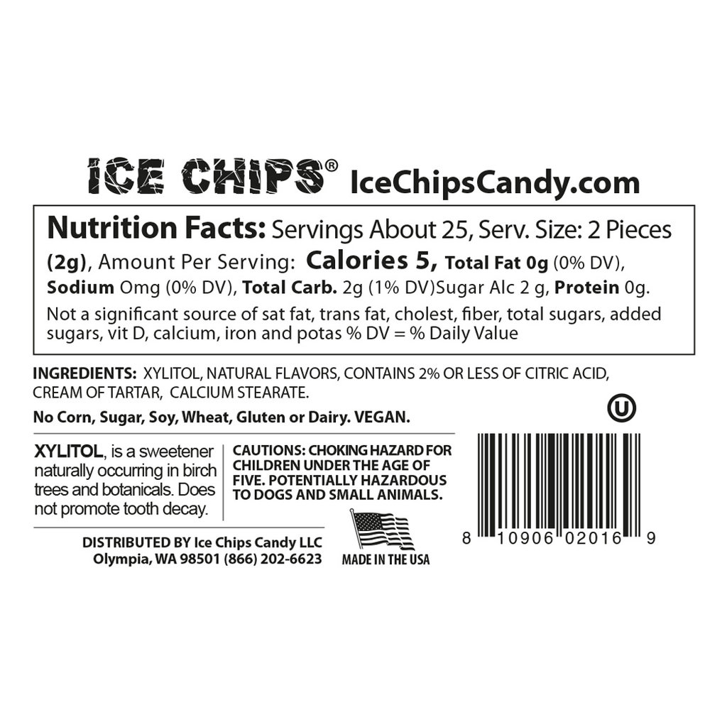 Ice Chips Ice Chips - Strawberry Daiquiri
