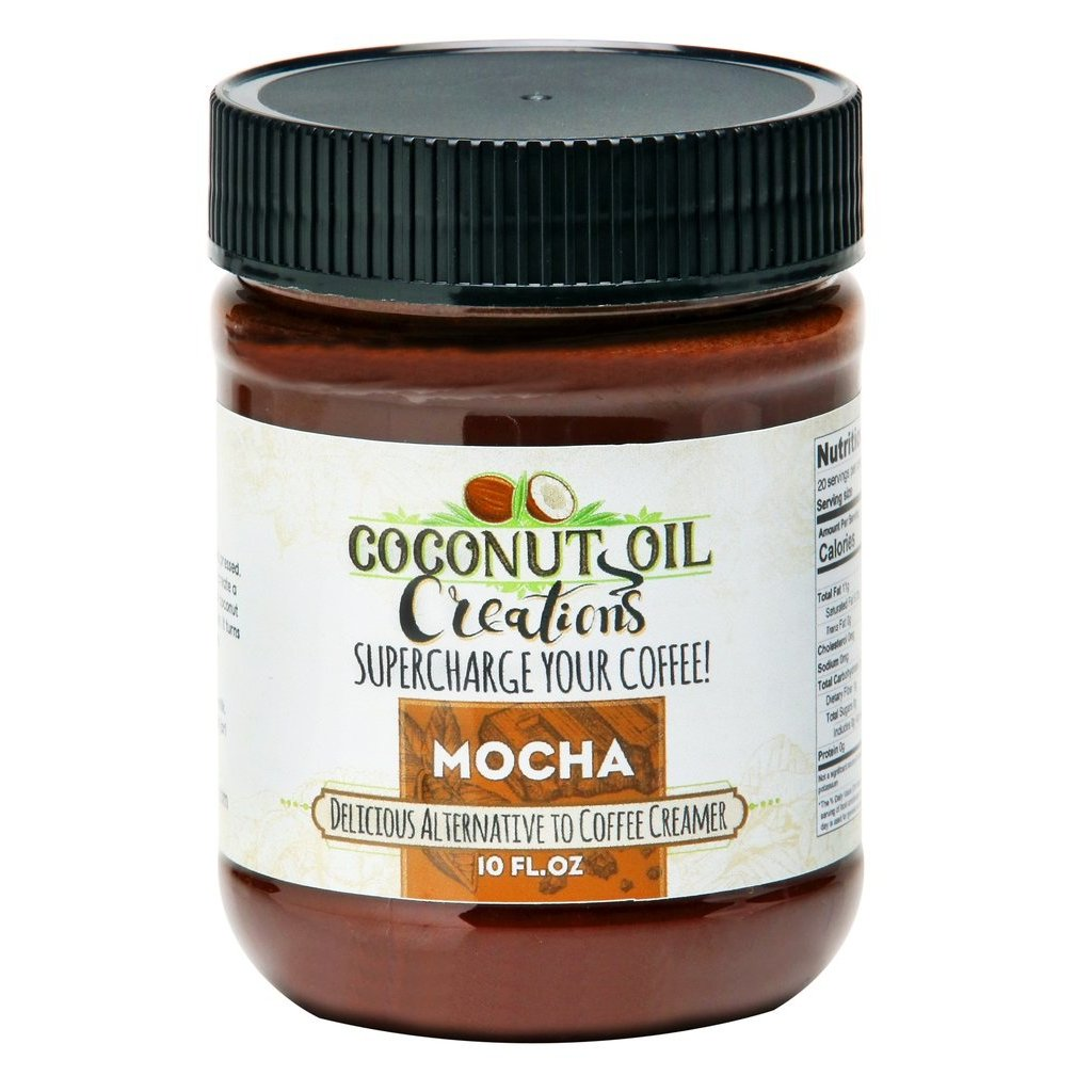 Coconut Oil Creations Coconut Oil Creations - Mocha