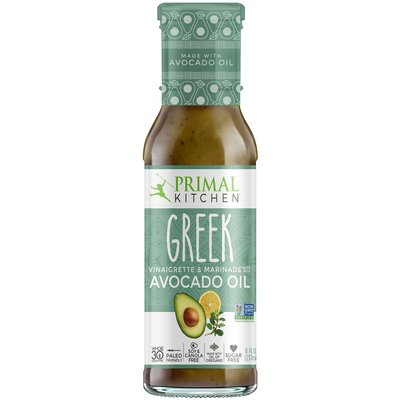 Primal Kitchen Primal Kitchen Greek Vinaigrette & Marinade (8 oz.)