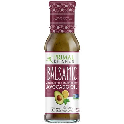 Primal Kitchen Primal Kitchen Balsamic Vinaigrette & Marinade (8 oz.)