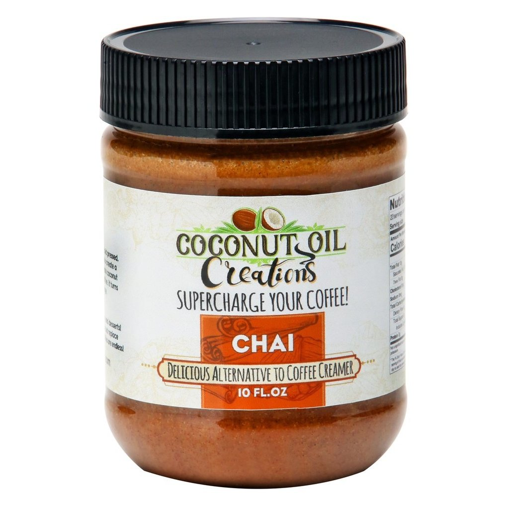 Coconut Oil Creations Coconut Oil Creations - Chai