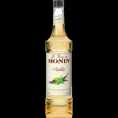Monin Monin Zero Calorie Vanilla Syrup - 750 ml