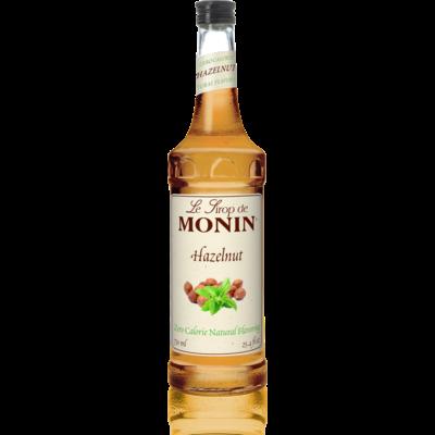 Monin Monin Zero Calorie Hazelnut Syrup - 750 ml