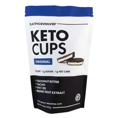 EatingEvolved Keto Cups Original (5.18 oz.)