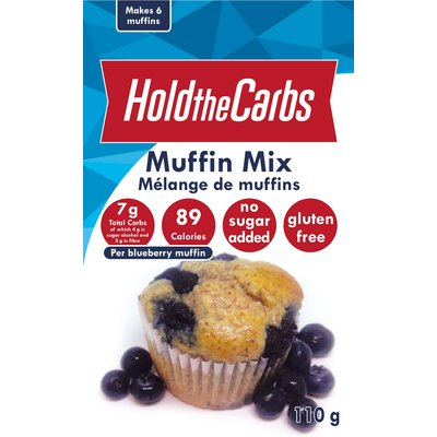 Hold the Carbs Hold the Carbs Muffin Mix (110 grams)