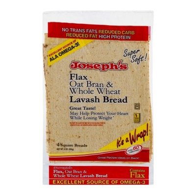 Joseph's Bakery Joseph's Lavash Bread - 4 Count