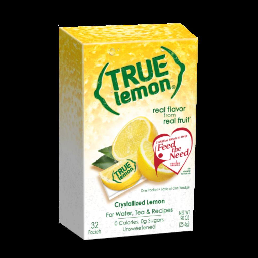 True Citrus True Lemon - 32 Packets