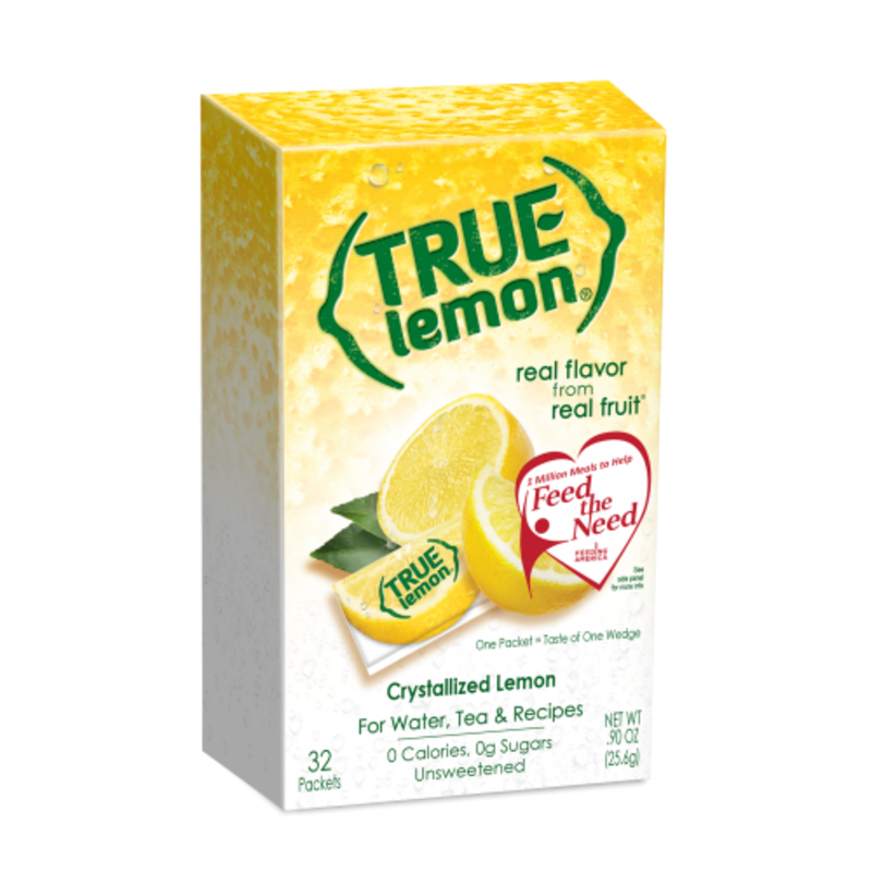 True Citrus True Lemon - 32 Packets
