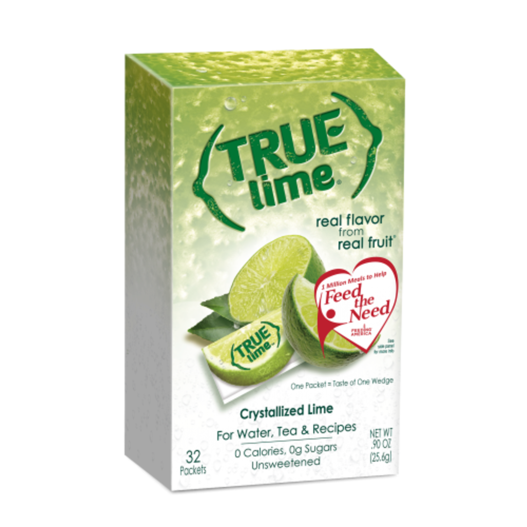 True Citrus True Lime - 32 Packets